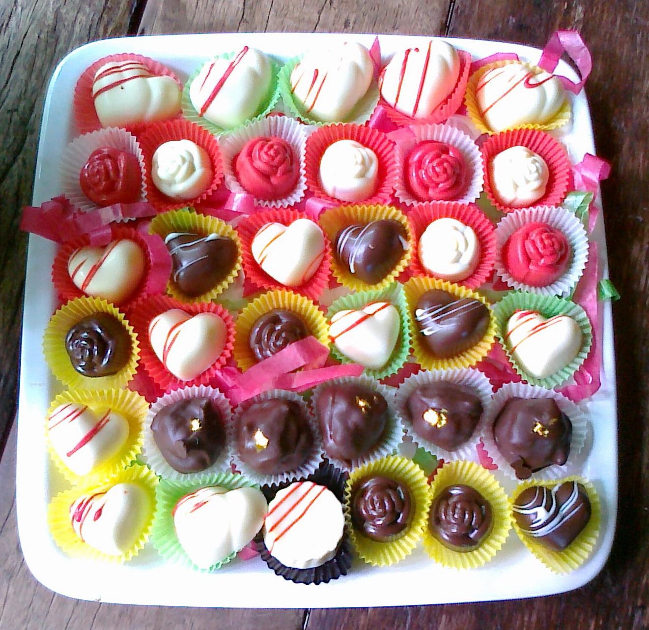 Mai Bakery กับ ลูกอบ chocolate