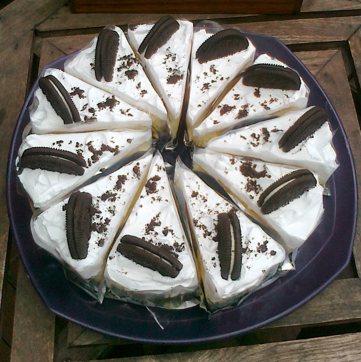 Mai Bakery กับ  Cake wity Oleo